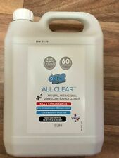 OneChem All Clear - Antibacterial Disinfectant All Purpose Cleaner - 5 Liters