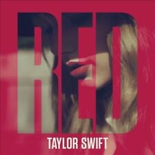 Red [Deluxe Edition] by Taylor Swift (CD, Oct-2012, 2 Discs, Big Machine Records)