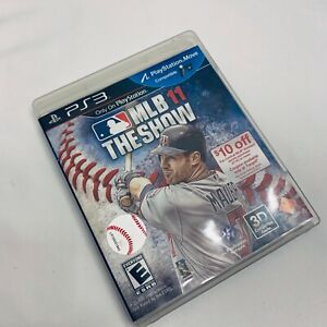 MLB 11: The Show (Sony PlayStation 3, 2011) Tested