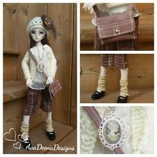 """bjd msd 1/4  girl 16""""  complete outfit clothes   -  resinsoul or similar size"""