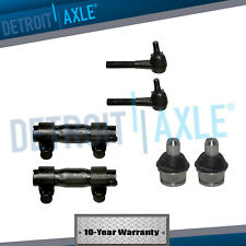 New 6pc Front Complete Suspension Kit Ford Ranger Mazda B2300 B3000 B4000 - 2WD