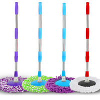 SPIN MOP POLE HANDLE REPLACEMENT FOR FLOOR 360 DEGREES ROTATING CLEANING TOOL FA