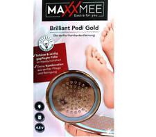 Elektrisch Fußpflege Pedi Gold Hornhautentferner Pediküre von MAXXMEE NEU *