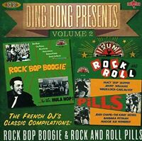 Various - Ding Dong Presents: Rock Bop Boogie & Rock And Roll Pills (2CD)  NEW