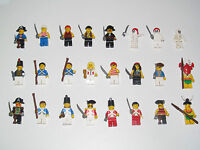 Lego ® Minifigure Figurine Personnage Pirates Corsaires Indigènes Choose Minifig