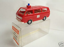 Wiking 1/87 HO scale Volkswagen Kombi Bus - Feuerwehr Fire Service Vehicle