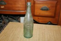 Antique Peter Pure Breidt Beer Glass Bottle Elizabeth New Jersey EMPTY