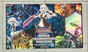 Custom Playmat Yu-Gi-Oh! Sky Striker Regional 2018 World Championship Qualifier