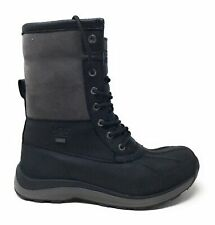 UGG Womens W Adirondack III Snow Boot Black Size 10 M US