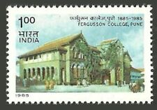 India Architecture Stamps 1947-Now