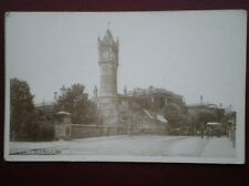 POSTCARD WILTSHIRE SAILSBURY - TOWN CLOCK
