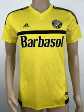 Women's Adidas ClimaCool Columbus Crew #34 Soccer Jersey Size Medium Yellow