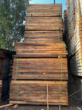 """Reclaimed Sawn Pine Railway Sleepers Grade """"A"""" delivery available"""