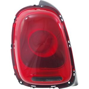 Tail Light For 2014-2018 Mini Cooper Driver Side