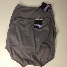Bali Brief Women's Panty Stretch To Fit Full Seat Coverage Size 6