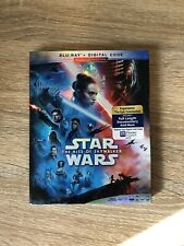 Star Wars: The Rise of Skywalker (Blu-ray + Digital; 2020) New w/ Slipcover