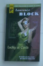 Lucky at Cards, by Lawrence Block
