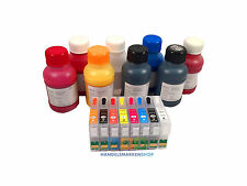 rellenar CISS Patrones Relleno Fill in para EPSON T 3240-9 + tinta 32XL NO OEM