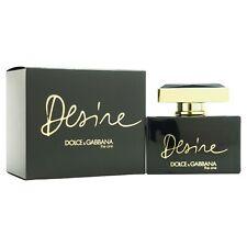 DOLCE&GABBANA THE ONE  DESIRE POUR FEMME - 75 ML / 2.5 FL. OZ.- DISCONTINUED