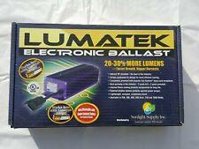 LUMATEK LK400 DIMMABLE ELECTRONIC BALLAST 400W 120/240V for GROW LIGHT