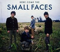 SMALL FACES - HERE COME THE SMALL FACES 2 CD NEW! VARIOUS