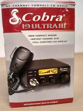 Cb S Cobra 19 Iltra 3 New in box
