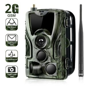 2G MMS Waterproof Hunting trail Wildlife Night vision Camera1080P Scouting cam