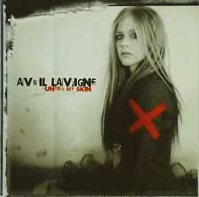 CD - Avril Lavigne - Under My Skin - A454