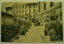 8° cartolina MONTECATINI KULM (VAL DI NIEVOLE) PALACE HOTEL INGRESSO        3/17