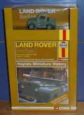 Corgi CC03005 Vanguards Land Rover Series 1 Haynes Miniature History 1:43