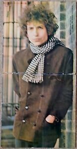 Blonde On Blonde - Bob Dylan 1966 (Early 1967 reissue)