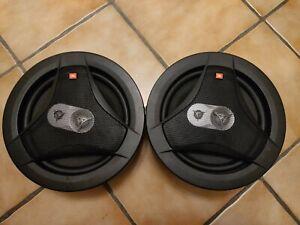 2x JBL haut-parleurs 3 voies GTO836E Boxe Système 100 W RMS 300 W Peak