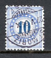 Switzerland - 1882 Postage Due -  Mi. 10 N VFU (I)