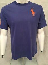Genuine Purple RALPH LAUREN Big Pony T-Shirt in various sizes 1yrs to 14yrs