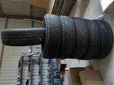 6 New Take Off Michelin LTX A/T2 Lt245/75R17 121R Tires Off of a Ford Dually