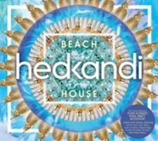 VARIOUS ARTISTS - HED KANDI: BEACH HOUSE [2015] NEW CD
