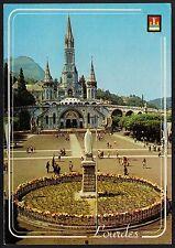 AD2500 France - Lourdes - Le Basilique Et Vierge Couronnée