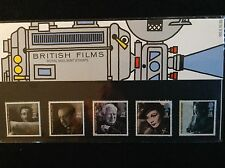 GB Royal Mail 1985 Presentation Pack #165 FILMS - Free S&H