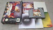 TUROK DINOSAUR HUNTER Rage WARS NINTENDO N64 GIOCO