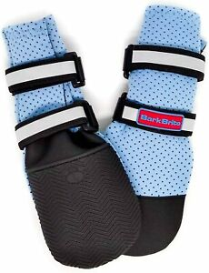 Bark Brite Lightweight Neoprene Paw Protector Dog Boots