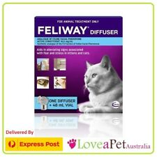 Feliway Diffuser Set  - Pheremone for Cat Anxiety - Genuine