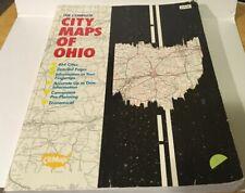 Complete City Maps Of Ohio 1990