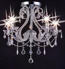 Kristall Kronleuchter Deckenleuchte Lüster Leuchte Ø54cm Wohnzimmer Deckenlampe