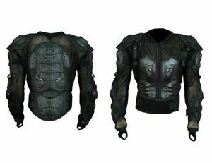Mens Foxy Body Armour Motorcycle Motorbike Motocros spine Protector Guard Jacket
