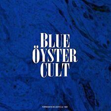 Forbidden [Deluxe] [LP] by Blue Öyster Cult (Vinyl, Jan-2015, Relativity Entertainment)