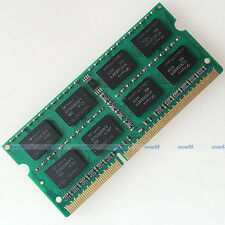 4GB PC3-12800 DDR3 1600MHZ 204PIN SODIMM Laptop Memory 1600 Notebook RAM 4G NEW