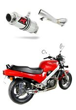 Escape silenciador exhaust DOMINATOR GP I NTV 650 REVERE RC33 88-97 + DB KILLER