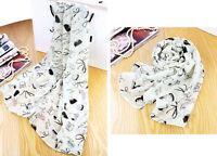 Warm Lady Women Fashion Chiffon Soft Scarf Shawl Neck Wrap Headscarf Stole Gift