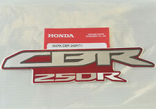 8,5 CM x 3 cm-Logo-simboleggia-Décalque 85 mm x 30 mm Original Honda Hrc autocollant-sticker