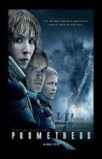 Prometheus movie poster (b) - 11 x 17 inches - Alien Movie Poster, Ridley Scott